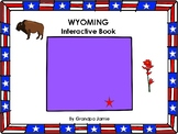 Wyoming State interactive book grades pre-k - 2nd: autism,