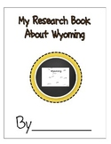 Wyoming Student Research Book