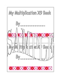 X 9 Multiplication Book