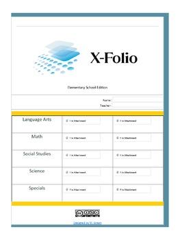 X-Folio Elementary Portfolio