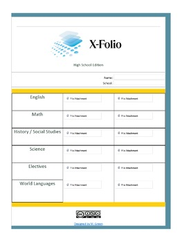 X-Folio High Portfolio