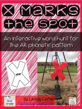 X Marks the Spot (AR Word Hunt)