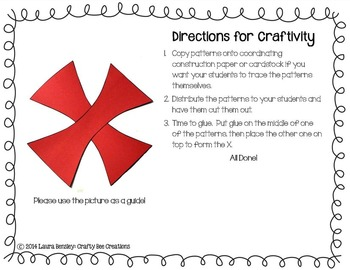 X Marks the Spot Craft