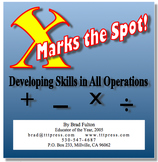X Marks the Spot: Developing Skill in All Operations