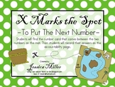 X Marks the Spot- Number Order