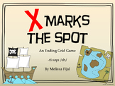 X Marks the Spot -ti Ending Grid Game