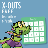 X-Out Puzzles (Free Version)