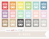 X-Ray Clipart; Medical, Hospital, Doctor, Nurse