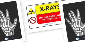 X-Ray Display Signs
