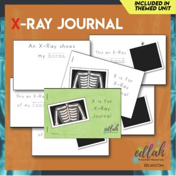 X-Ray Printable Journal