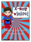 X-Ray Vision Reading and Math Mystery Bags