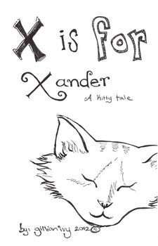 X is For Xander