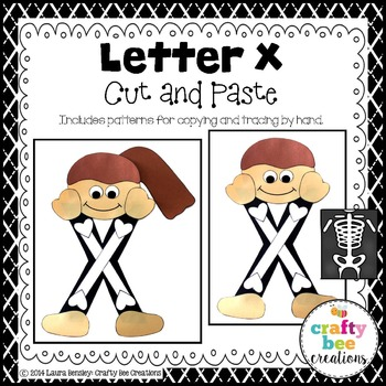 Letter X Craft {X-Ray}