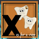 X is for X-Ray/Dental Health Themed Preschool Lesson Plans (one week curriculum)