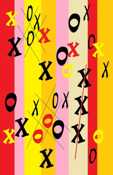 X's and O's POSTER
