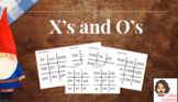 X's and O's Vowel Phonics Practice