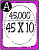 X10 and X100 Scavenger Hunt (TEKS 4.4B)