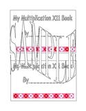 X11 Multiplication Book