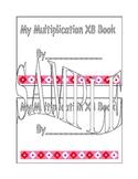 X8 Multiplication Book