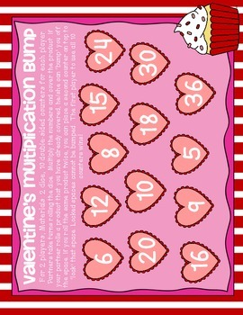 XOXO: A Valentine's Day Packet Full of Multiplication and Division Activities!