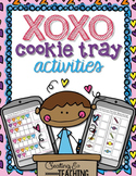 XOXO Cookie Tray Activities