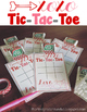 Valentine Cards, Tic-Tac-Toe