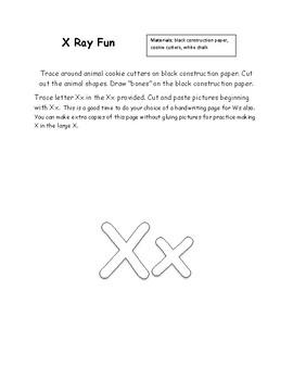 XOXOXOs of X