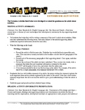 XTRA Weekly Lesson 8 (5 November 2018), Grades 3 to 8