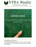 XTRA Weekly Lessons (Growing Bundle), Grades 3 to 8