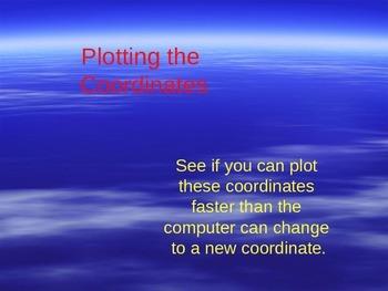 XY Coordinates Game 10