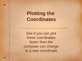 XY Coordinates Game 6