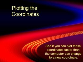 XY Coordinates Game 7