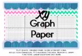 XY Graph Paper