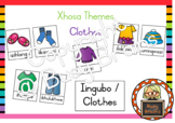 Xhosa Themes - Clothes