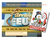 Christmas Family Feud PowerPoint Game