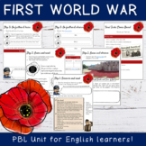World War One Activities - WW1 Unit ESL/EFL