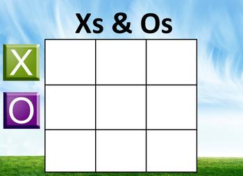 Xs & Os