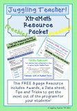 XtraMath Resource Packet Free