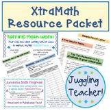 XtraMath Resource Packet - Full Version