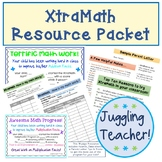 XtraMath Resource Packet - Full Version