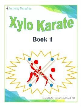 Xylo Karate Book 1