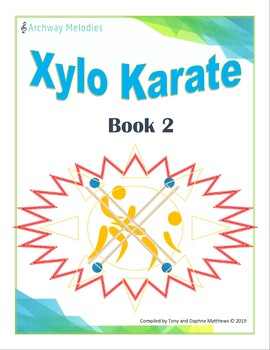 Xylo Karate Book 2