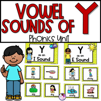 Vowel Sounds of Y
