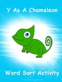Y as a Chameleon Word Sort