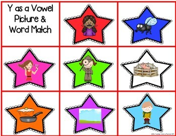 Y as a Vowel Centers
