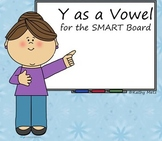 Y as a Vowel for the SMART Board