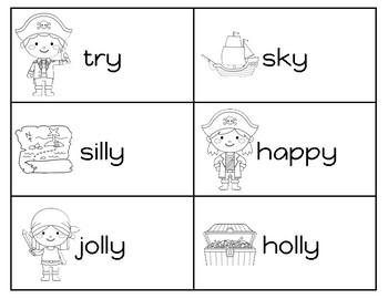 Y as a vowel Game