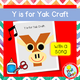 Y is for Yak Craft