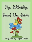 """Y says Long I Read the Room Center """"Fly Butterfly"""""""