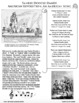 YANKEE DOODLE DANDY SONG American Revolution PRIMARY SOURCE ACTIVITY